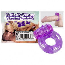 Butterfly Wings Vibrating Penis ring
