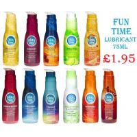 Fun time Mojito Cocktail Drink Flavoured Lube is a water based lube blended with cherry flavour for a great taste sensation and gentle lubrication 75ml
