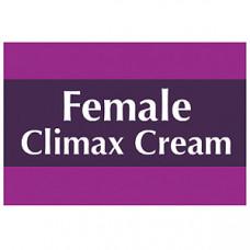 Female Climax Cream